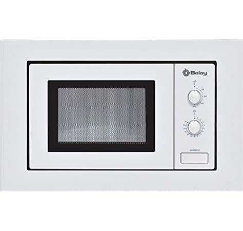 Balay 3WMB1918 - Microondas, 800 W, 17 L, color blanco: Amazon.es: Hogar