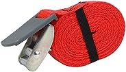 Surfboard Strap 3.6m Polyester Outdoor Lashing Tie Surfboard Kayak Roof Rack Buckle Lock Tie Down Strap