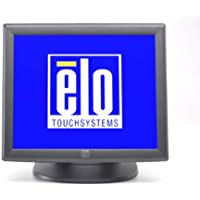 Elo 1715L 17 LCD Intellitouch Serialusb Monitor Blk Accutouch.com