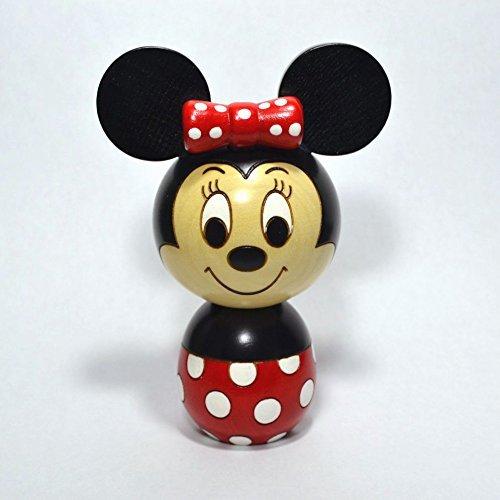 Disney Minie Mouse Usaburo Japanese Kokeshi Characters Doll