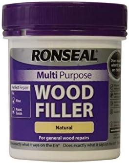 Ronseal RSLMPWFN250G - Masilla multipropósito para madera (250g)