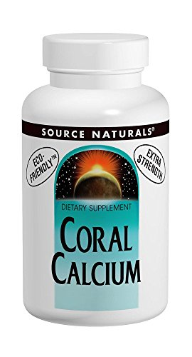 Source Naturals Coral Calcium 1200 Mg, 60 Tablets Review