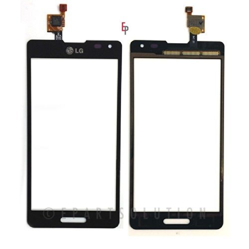 ePartSolution-OEM LG Optimus F7 US780 LG870 Digitizer Lens Glass Touch Screen Black Replacement Part USA Seller
