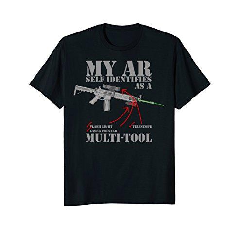 My AR Self Identifies as a Multi-Tool Shirt