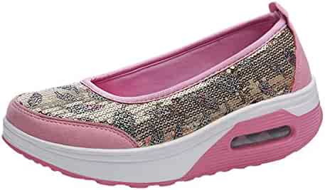 bd4c6a63b62eb Shopping Platform - $25 to $50 - Pink - Loafers & Slip-Ons - Shoes ...