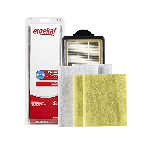 Eureka Hepa Filter Style HF-9 Value Pack