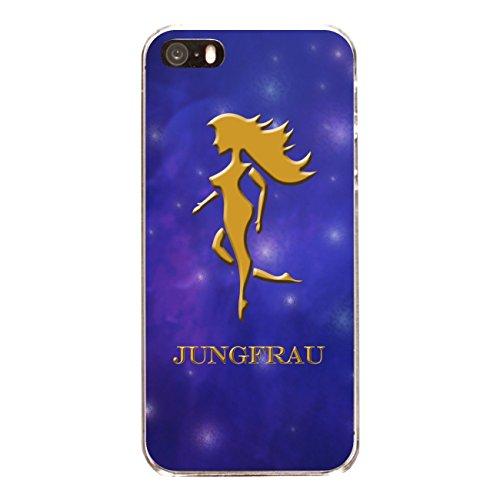 """Disagu Design Case Coque pour Apple iPhone SE Housse etui coque pochette """"Jungfrau"""""""