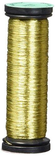 Metallic Kreinik Cord - Kreinik Metallic Cord 1 Ply, 50m, Gold