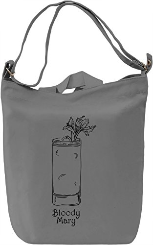 Bloody mary Borsa Giornaliera Canvas Canvas Day Bag| 100% Premium Cotton Canvas| DTG Printing|