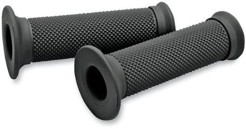 Motion Pro Full Diamond Road Control Grips Black (Motion Pro Control)