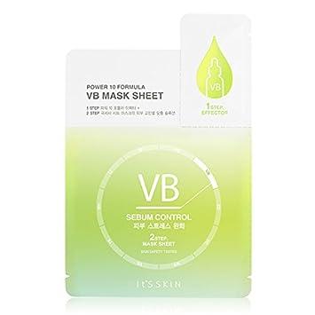 Vb Jl amazon com it s skin power 10 formula mask sheet 2ml 20ml vb