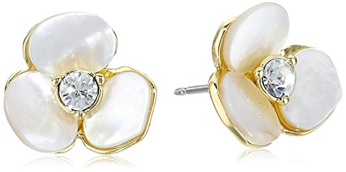 kate spade Disco Pansy Earrings product image