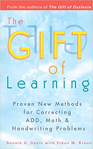 Understanding Dyslexia Dyslexia The Gift >> The Gift Of Learning Proven New Methods For Correcting Add