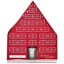 Yankee Candle Village Advent Countdown Calendar (2017 Holiday Season)
