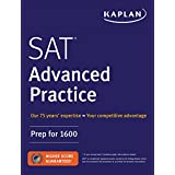 SAT Advanced Practice: Prep for 1600 (Kaplan Test Prep)