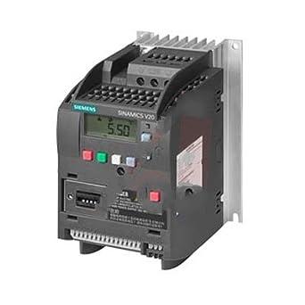 Siemens 6SL3210-5BB13-7UV0, Drive, Inverter, 1AC200-240V