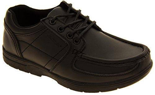 Zapatos grises Gola infantiles KhMoI