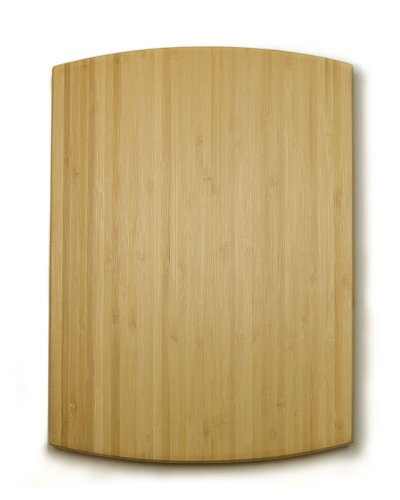 Image of Architec The Gripper Bamboo Cutting Board, 10 by 14-Inch