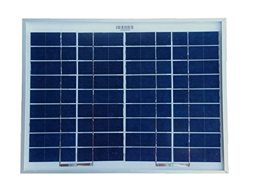 10W Solar Battery Charger - 8