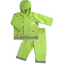 Rain Jacket 36M Granny Apple - Green
