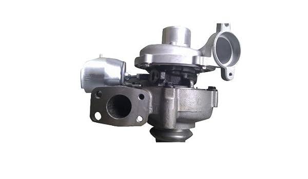 GOWE GT1544 V 753420 - 5005S Turbocompresor 753420 0375J6 0375j8 Turbo para Ford Focus Citroen C3 C4 C5 Peugeot DV6TED4: Amazon.es: Bricolaje y herramientas