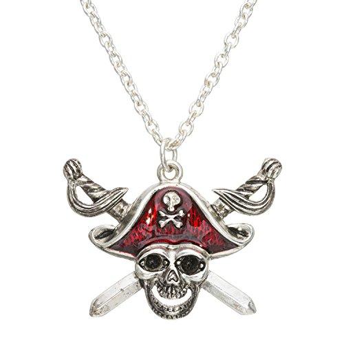 Fairy Dust Davy Jones Pirate Skeleton Collectible Skull