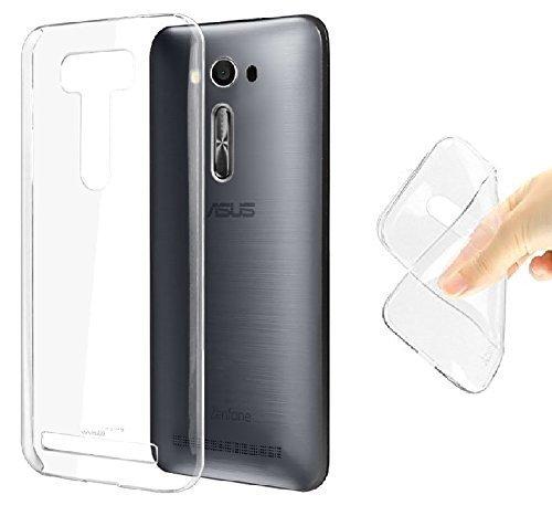 new style 9119f 91949 JM Transparent Soft Ultra Slim Back Cover Case Asus Zenfone 2 Laser (5.5  inch) ZE550KL
