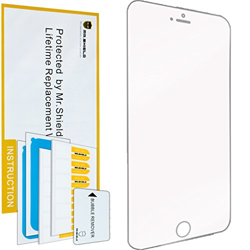 [5-PACK] Mr Shield For iPhone 6 / iPhone 6S Premium Clear Screen...