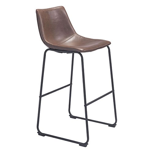Zuo Modern Modern Bar Stool - 1