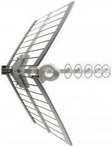 Fracarro SIGMA6HD LTE700 - Antena UHF Yagi y Geometrie Loop ...