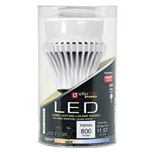 Utilitech 13.5-Watt (60W) A19 Medium Base Warm White (3000K) LED Bulb ENERGY STAR