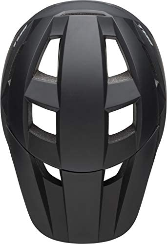 Taille 53-60 cm * NOUVEAU * Matte Black Noir Bell jeunesse Casque Spark