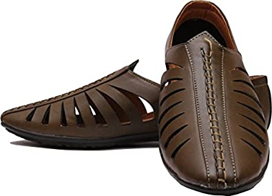 XBOOBX Roman Sandal Men Women Boys CX109 (10)  Amazon.in  Shoes ... 70a0d7bc5d