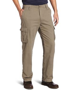 Men's Twill Cargo Pant
