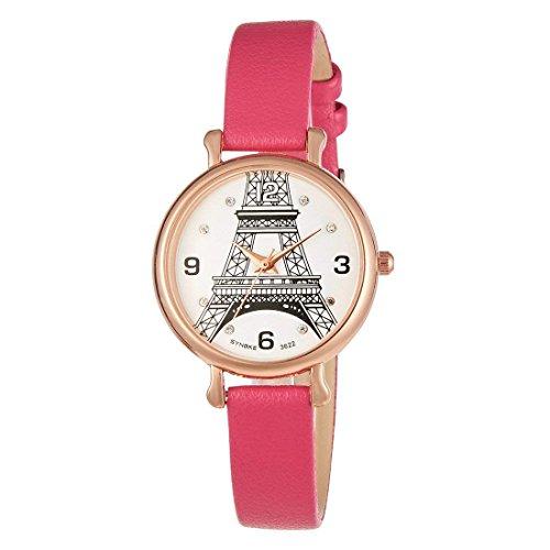 TURMANESAN Women Watches Special Design Quartz Watch Girls Fashion Ultra-Thin Wristwatches W222