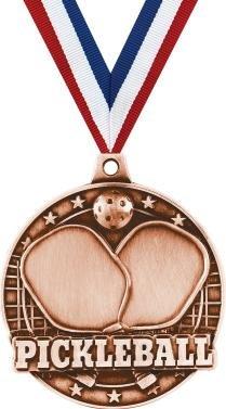 クラウンAwards Pickleball Medals – 2
