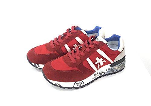 PREMIATA Sneaker Uomo LANDER-2182 ROSSO - 43