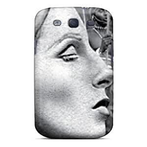 Ideal NikRun Case Cover For Galaxy S3(barbra Streisand), Protective Stylish Case by icecream design