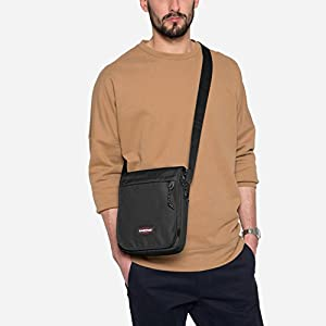 Eastpak Unisex Adult Flex Cross Over/Body Bags Black Small