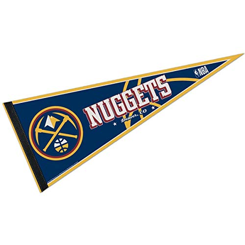 Wincraft Denver Nuggets Pennant and 12