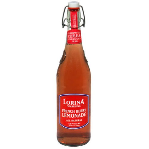 Lorina Sparkling Sparkling French Berry Lemonade 750 Ml - Pack of 12 - SPu201350