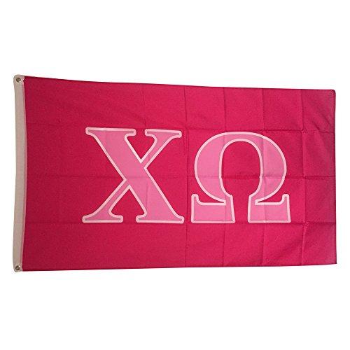 chi omega flag - 9
