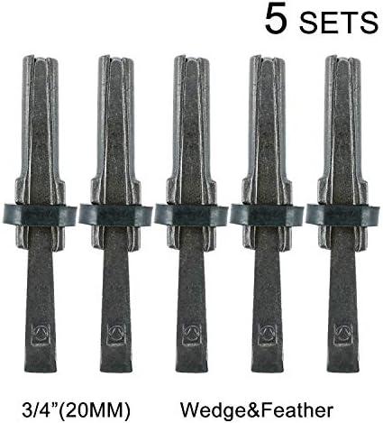 Hard-to-Find Fastener 014973248390 Grade 5 Coarse Hex Cap Screws Piece-25 1//2-13 x 6-1//2