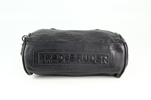 FREDsBRUDER - Bolso al hombro para mujer gris gris oscuro gris oscuro