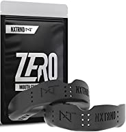 2 Pack Nxtrnd Zero Mouth Guard Sports, 1.6 mm Ultra Thin Professional Boxing Mouthguard, Mouth Guard Boxing Ad