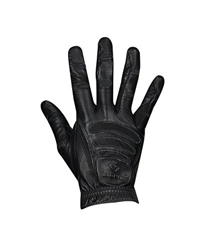 Bionic Driving Gloves - Bionic Men's Driving Glove with Natural Fit Technology, Black, Small