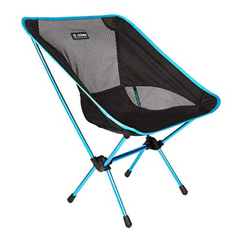 Big Agnes HCHAIRONEB – Helinox – Chair One, Portable and Compact Camping Chair, Black