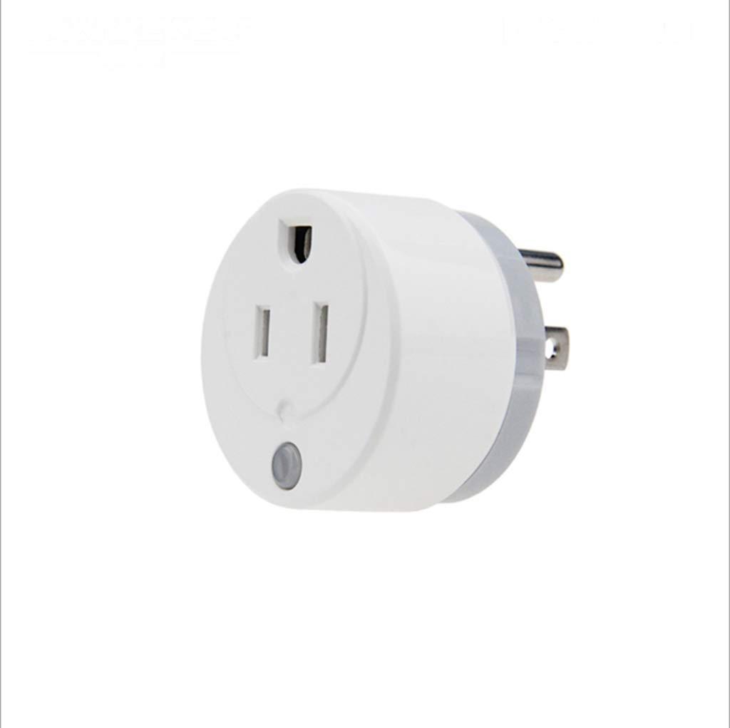 Wifi Smart Socket Mini Smart Switch Smart Home Interruptor Inteligente De Control No Hubs Wifi Remote Control Smart Sockets Listado Con Amazon Alexa Google ...
