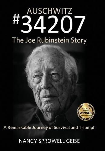 Auschwitz #34207 The Joe Rubinstein Story pdf epub