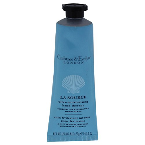 Crabtree & Evelyn La Source Hand Cream Therapy, 0.9 fl oz